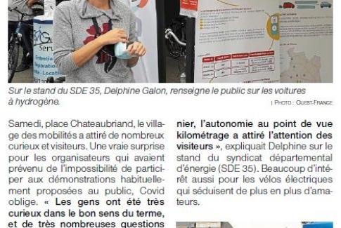 Article Village des mobilites