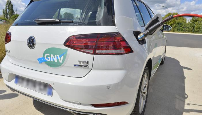 voiture GNV